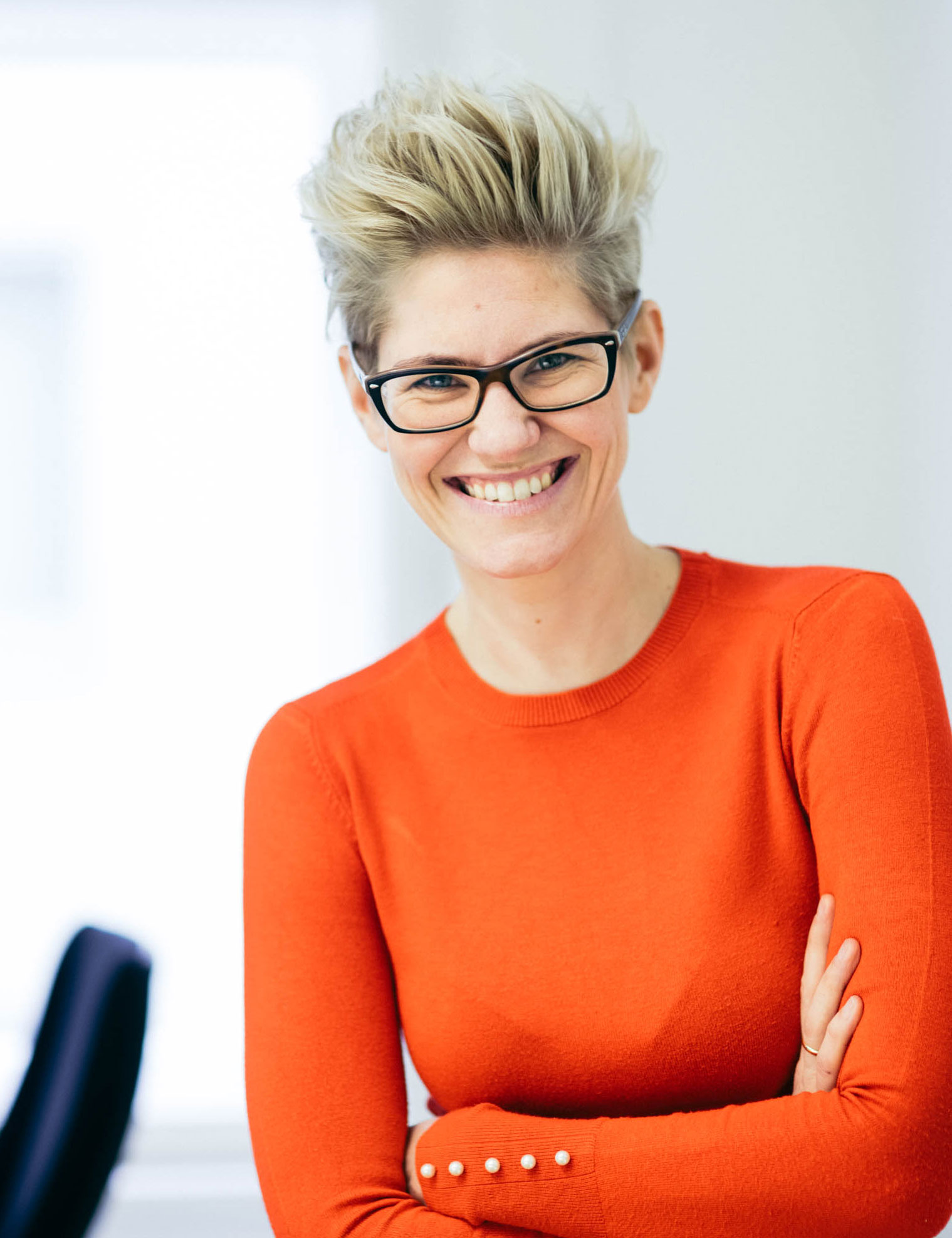 Julia Keck, Geschäftsführerin der Lockl & Keck GmbH